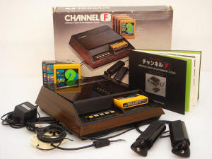 Fairchild Channel F (Japanese version)