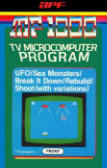 APF UFO/Sea Monsters/Break It Down/Rebuild/Shoot