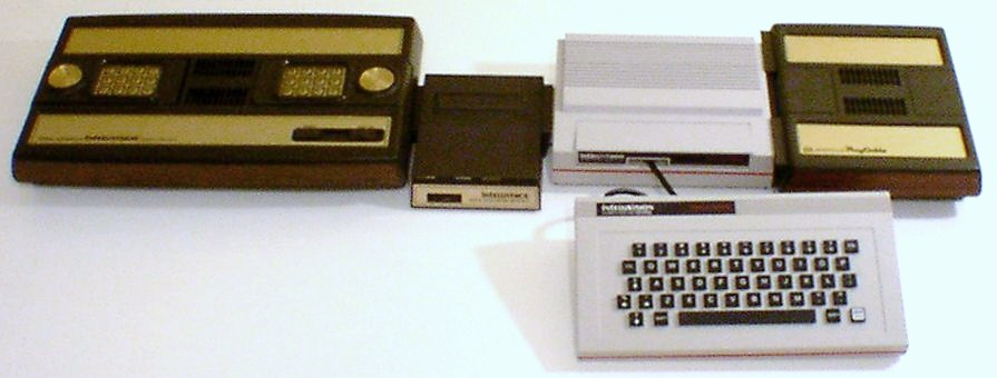Mattel Intellivision Video Game Console Library