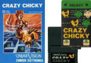 CreatiVision Crazy Chicky