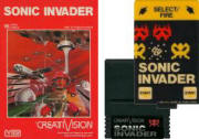 CreatiVision Sonic Invader