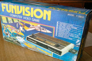FunVision Computer Video Games System