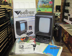 Brand New Vectrex Hp 3000 Arcade System Nib Works Wii