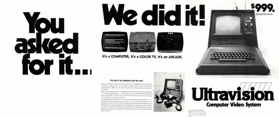 [CONSOLES] LA MULTI-SYSTEM de KONIX Ultravision_Advert-We_Did_It_Full-950