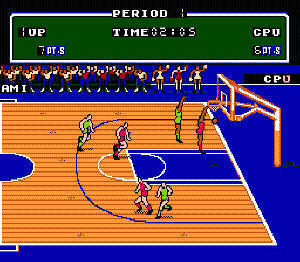 Exciting Basketball Screenshot
