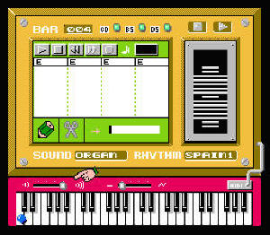Family Composer Screenshot