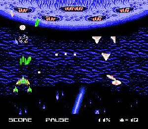 Halley Wars Screenshot