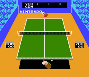 Smash Ping Pong Screenshot