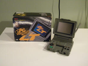 NEC PC Engine LT