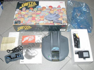 NEC PC Engine Shuttle