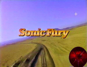 Action Max Sonic Fury screenshot