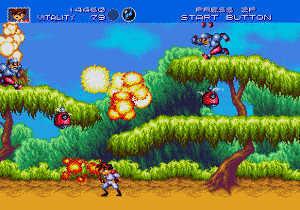 sega mega dive genesis video game console library vectorman remake vectorman rom sega genesis