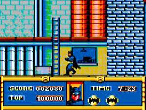 Batman: The Movie Screenshot