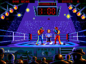 Panza Kick Boxing Screenshot