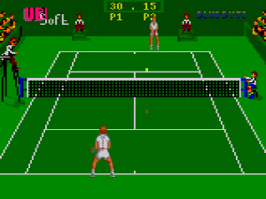 Pro Tennis Tour Screenshot