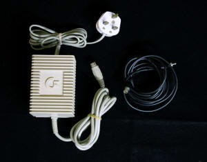 Commodore 64 GS - Power Supply \ Cords