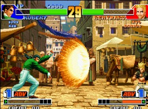 King of Fights 98 Screenshot