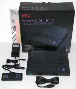 NEC PC Engine Duo console