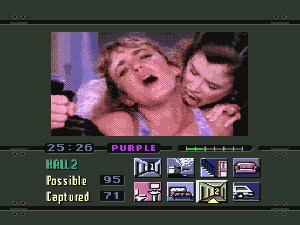 Night Trap - The Porting Team