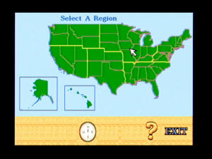 VIS America's National Parks screenshot