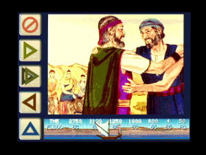 VIS Bible Lands, Bible Stories screenshot