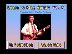 VIS Learn to Play Guitar - Volume 1 screenshot