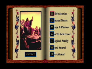 VIS Vision Multimedia Bible screenshot