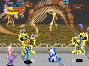 Captain Commando Screenshot