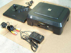 Neo Geo CD - Front Loader (picture credit unknown)