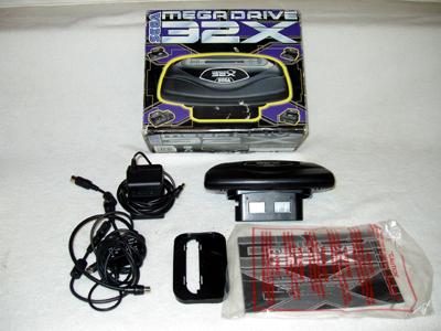 Sega 32X | Video Game Console Library