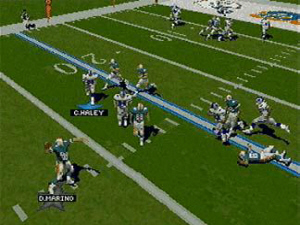 Madden '97 Screenshot