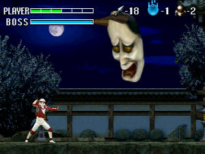 Shinobi-X Screenshot