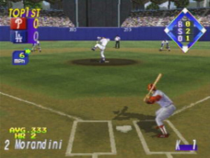 World Series Baseball 2 Screenshot