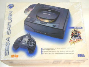 Sega saturn video game console library - Sega saturn virtual console ...