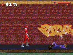 Pippin Power Rangers Zeo vs. The Machine Empire screenshot