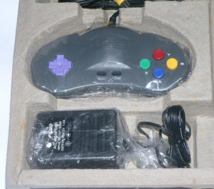 Funtech Super A'Can - Controller