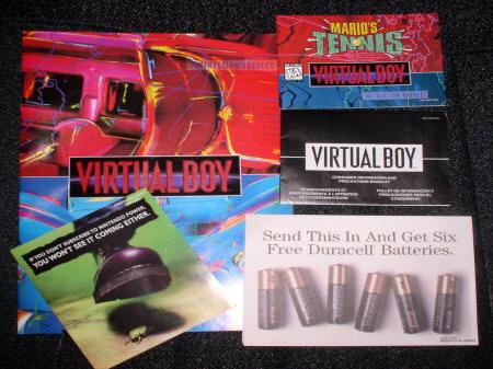 is virtual boy region free