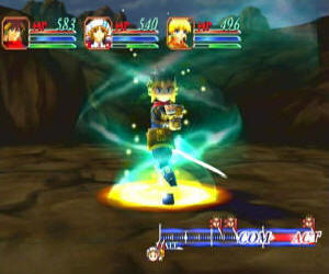 Grandia 2 screenshot