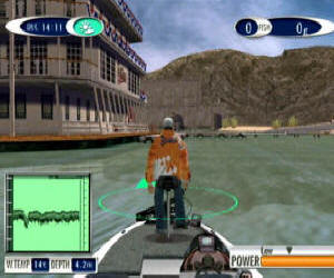 Sega Bass Fishing 2 screenshot