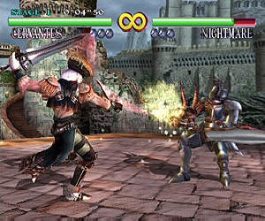 SoulCalibur screenshot