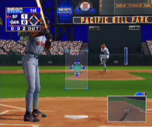 World Series Baseball 2K1 screenshot