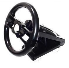 Wii Steering Wheel black