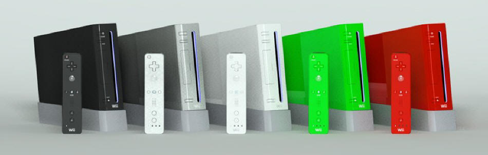 Nintendo Wii | Video Game Console Liry on