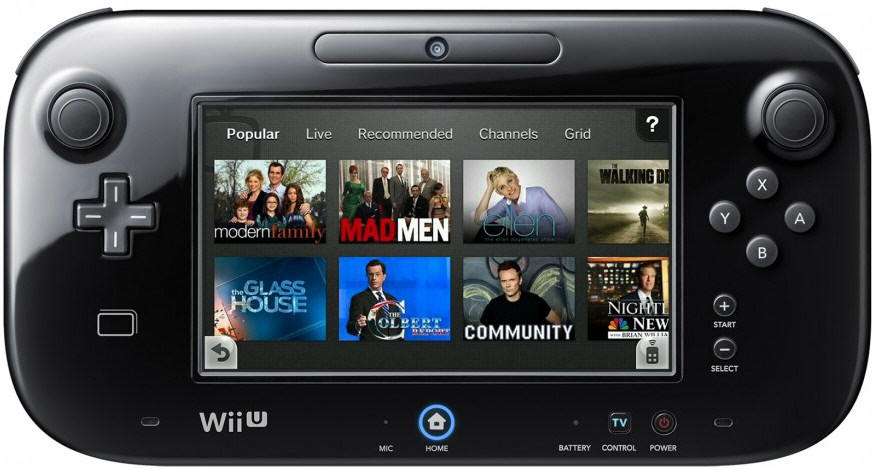 Nintendo wii u video game console library - Will wii u games play on wii console ...