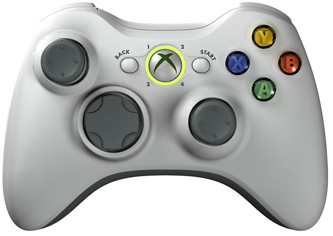 history game controller video game console library
