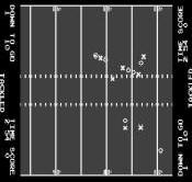 Atari Football (picture courtesy of The Killer List of Video Games)