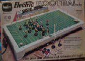 Tudor Electronic Football (picture credits unknown)