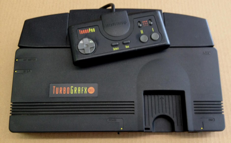 NEC PC Engine \ TurboGrafx-16 | Video Game Console Library