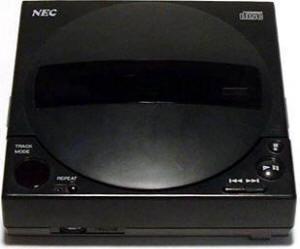 NEC PC Engine CD-ROM2 \ TurboGrafx-CD | Video Game Console