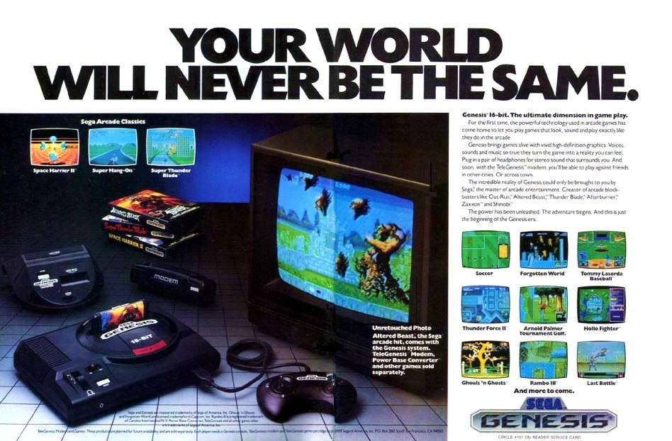 Sega Mega Dive \ Genesis | Video Game Console Library